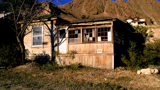 tonopah, nevada shack