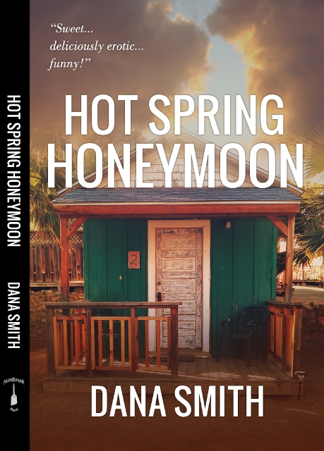 Hot Spring Honeymoon Front Cover