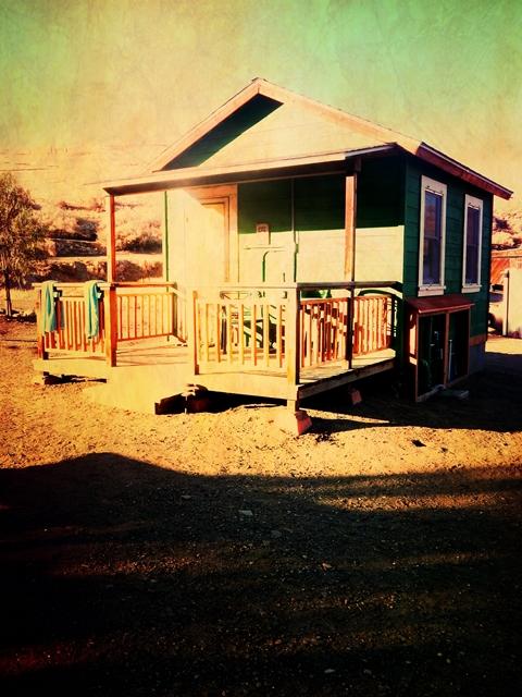 Fletch's cabin small