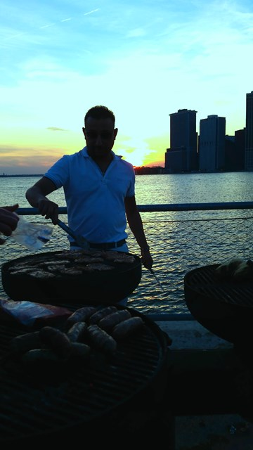sunset Brooklyn