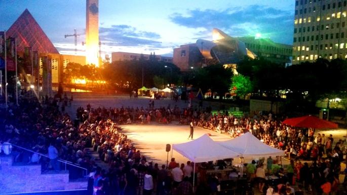 Edmonton Streetfest 2014