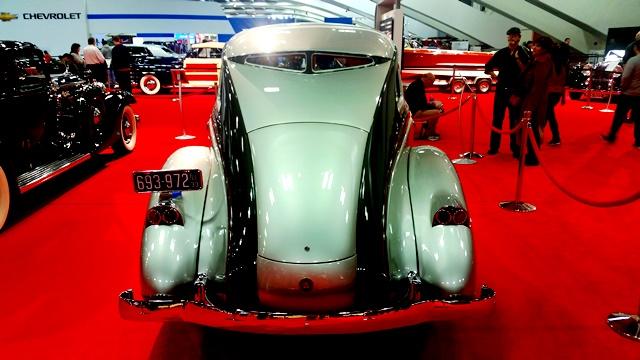 Plutocrat Car
