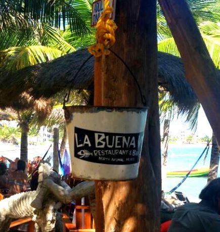 La Buena Vida Akumal, Mexico The Authors Office