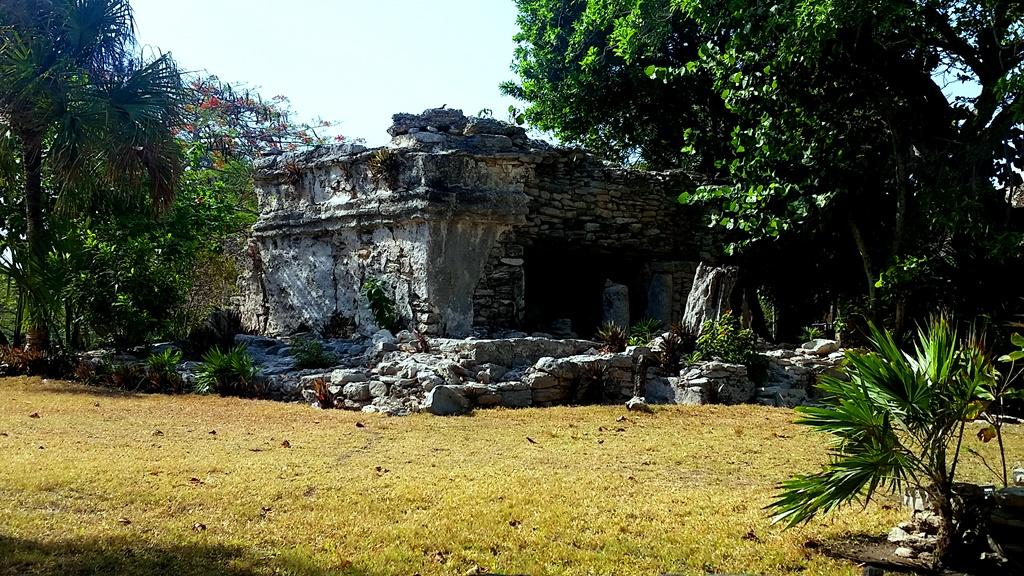 Past as Prelude Mayan Ruins