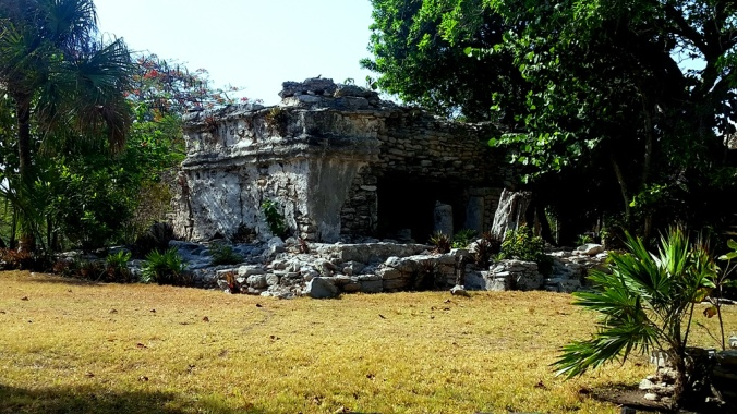 Past as Prelude Mayan Ruins