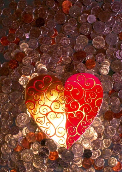 heart of coin