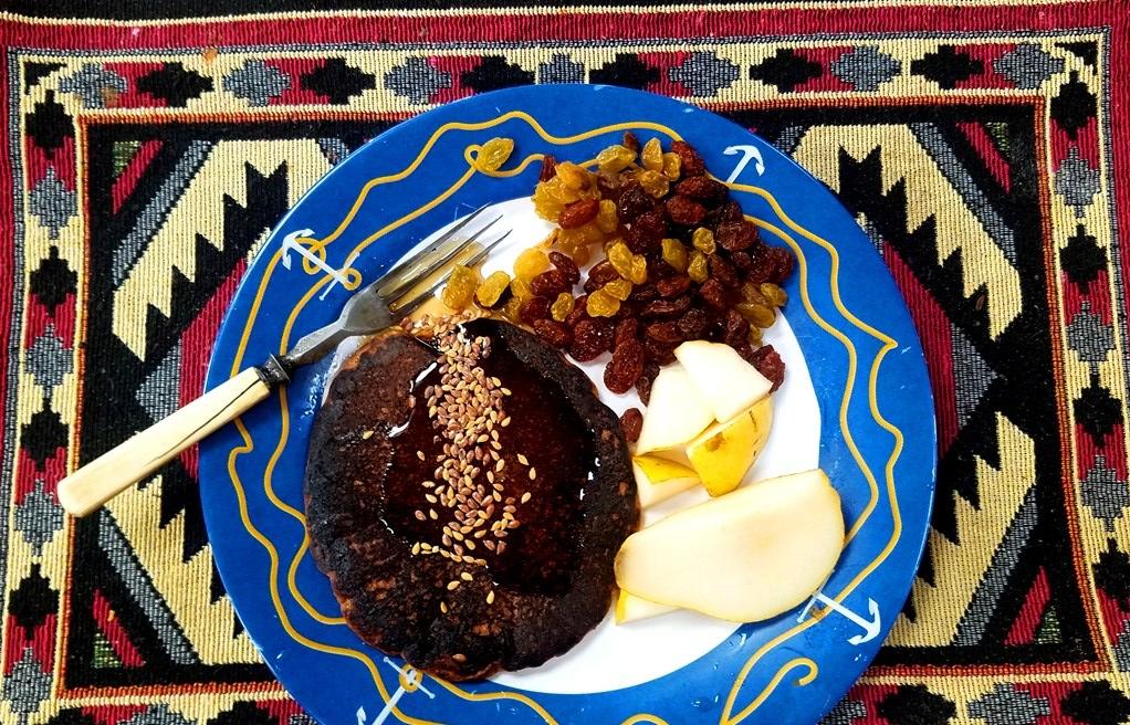 Mesquite Pancakes