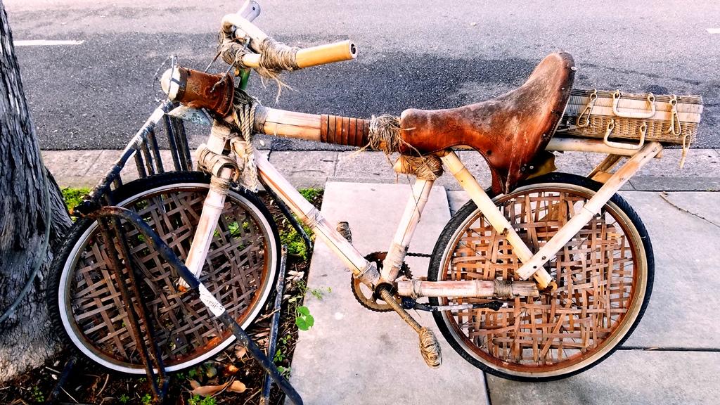 Rattan Bike