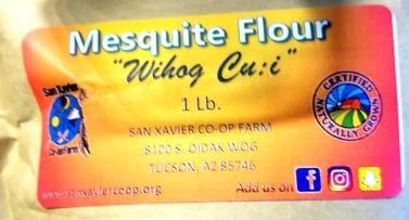 Tucson Mesquite Flour