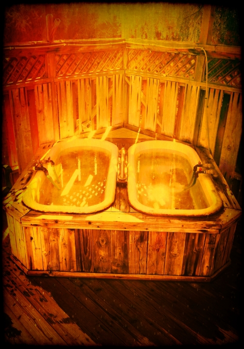 Warm tubs
