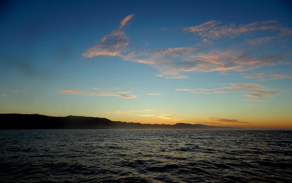 Sunrise Santa Barbara