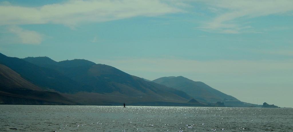 buoy off montana de oro