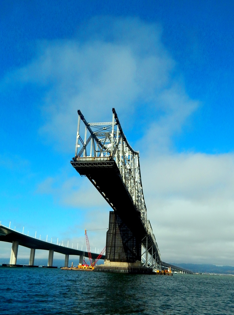 Bay Bridge old